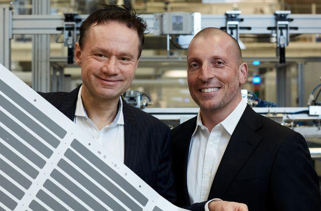 Dr HenrikLindström and Giovanni Fili named European Inventor Award 2021 finalists
