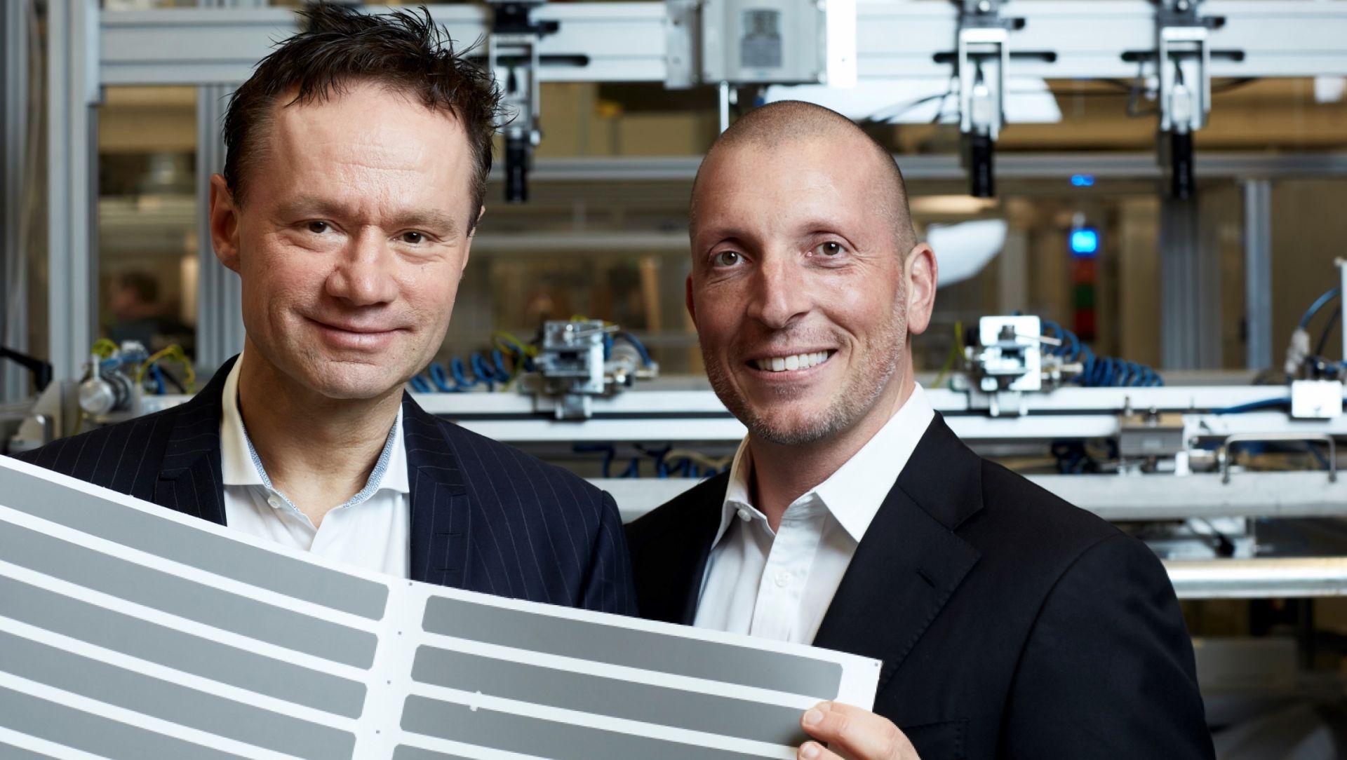 Exeger wins the European Inventor Award 2021