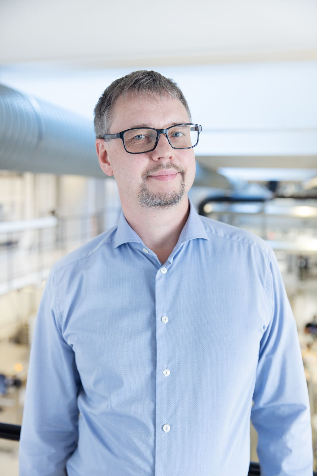 Anders Henningsson, Chief Research & Development Officer, Exeger