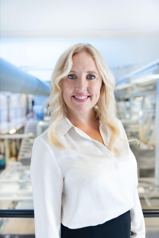 Frida Åkerblom, Chief Financial Officer, Exeger