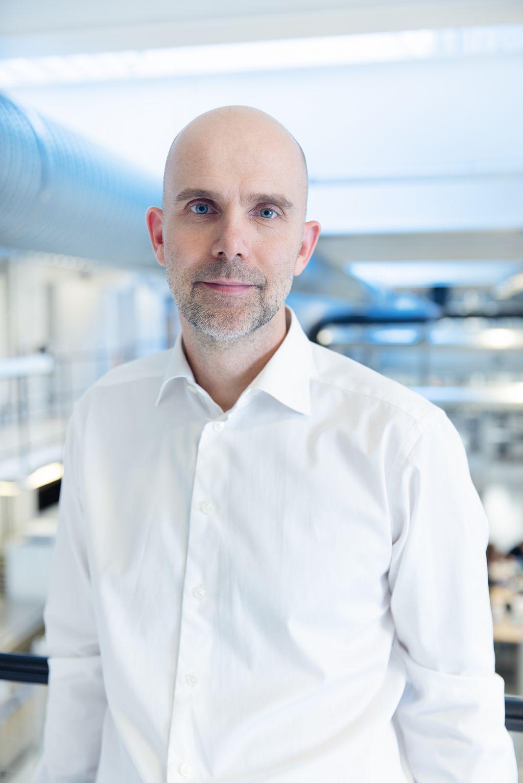 Joakim Åhsberg, Chief Resources Officer, Exeger