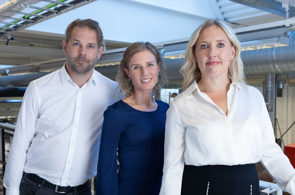 New CMO, CFO, and General Counsel joins Exeger