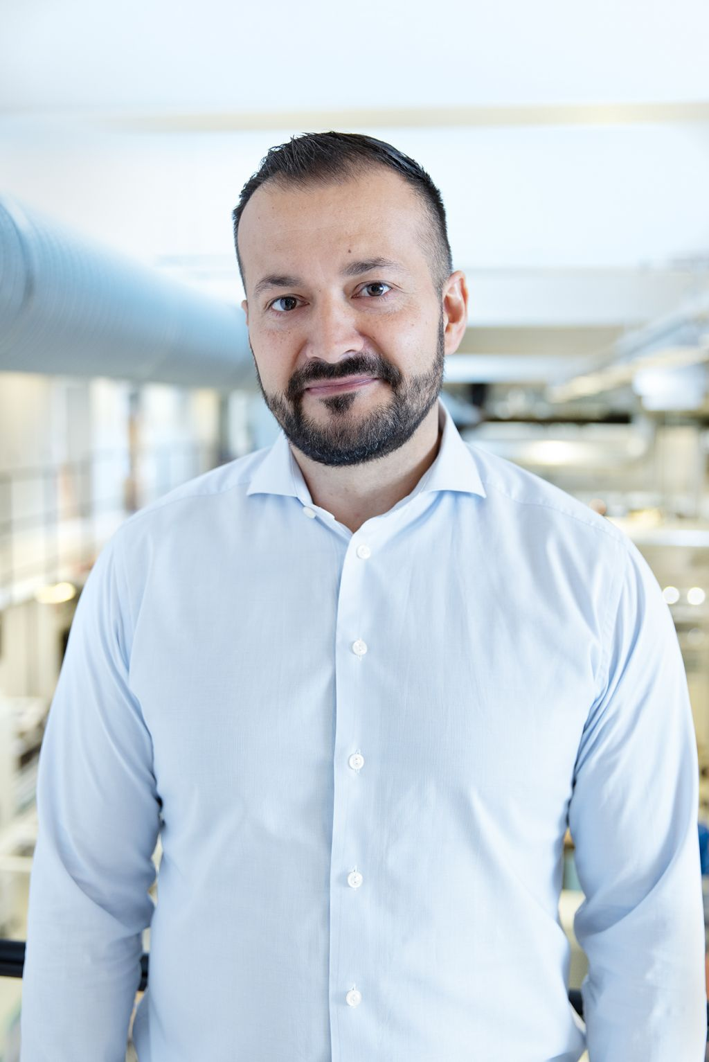 Georgios Foufas, Chief Commercial Officer, Exeger