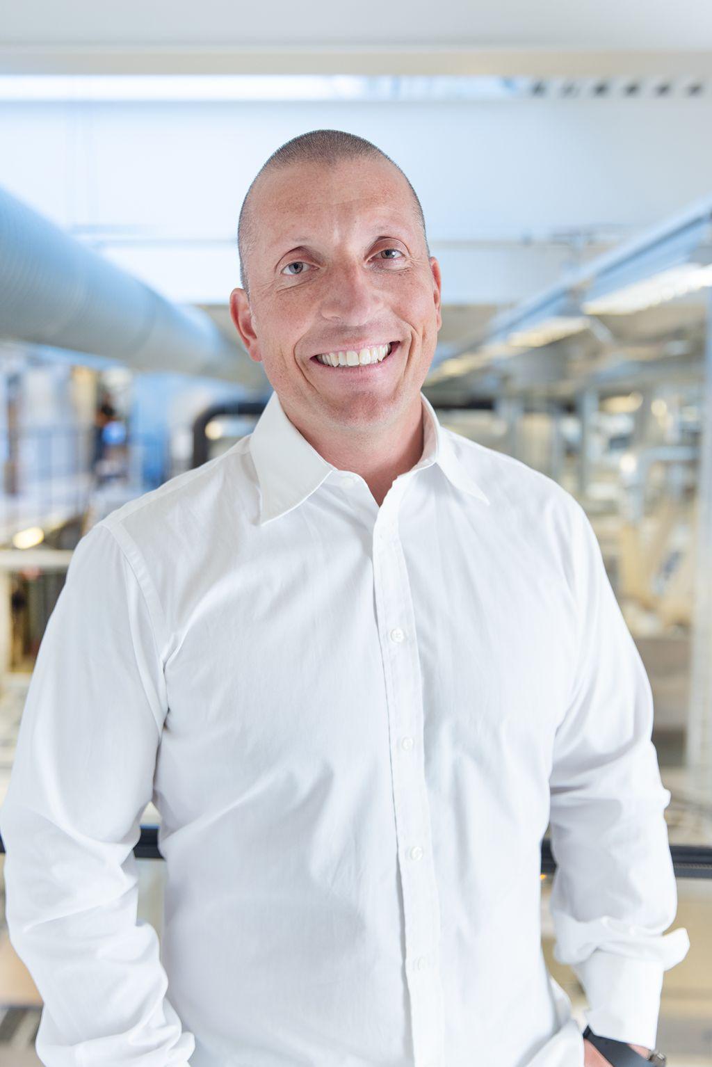 Giovanni Fili, Founder, CEO & Board Member, Exeger